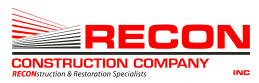 Recon Construction: Advanced Stucco Design, Inc. Client
